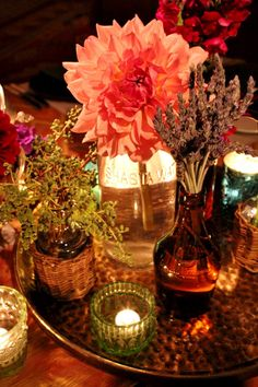 Table decor for bohemian, exotic wedding at Ojai Valley Inn & Spa Exotic Wedding, Gypsy Wedding, Wedding Blog, Wedding Ideas, Dream Wedding, Perfect Wedding, Wedding Table Decorations, Wedding Centerpieces, Wedding Tables