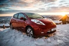 Nissan Leaf still king of electric car sales