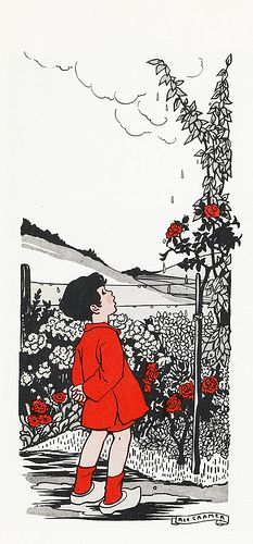 Rie Cramer Het jaar rond editie 1978 ill regen a | by janwillemsen