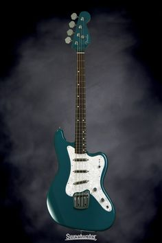 Fender Classic Player Rascal Bass - Ocean Turquoise | Sweetwater.com