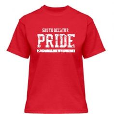 South Decatur Junior Senior High School - Greensburg, IN | Women's T-Shirts Start at $20.97