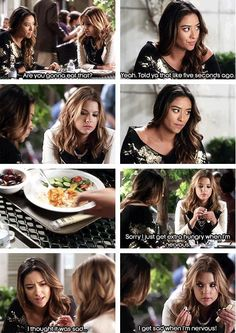 Pretty Little Liars || Hanna and Emily