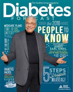 """This inspirational issue of Diabetes Forecast, """"2016 People to Know,"""" features people from all walks of life achieving their dreams while living with diabetes. Find your inspiration every month when you join now! 12 issues for just $12 (free instant digital version included)!"""