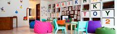 Kids club at Maikhao dream villas Thailand