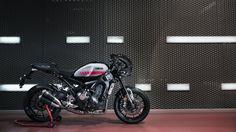 Yamaha XSR900 Abarth : née sous le signe du scorpion