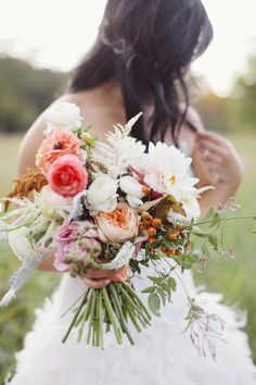 "Styled Shoot ""Dreaming of Fall"" / Wedding Style Inspiration / LANE. by Heather Hawkins Photography. Flowers by Bows & Arrows (PS Follow The LANE on instagram: the_lane)"