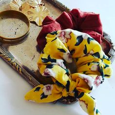 Textile Art 218706125644088299 - Tuto Chouchou – Corneliadixit Source by JuliaBiii French Press Coffee Maker, Cold Brew Coffee Maker, Sewing Accessories, Unusual Gifts, Scrunchies, Diy Fashion, Diy And Crafts, Blog, Textiles