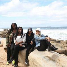 Nicki minaj with friends