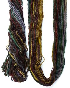 great article about using hand spun yarn  WPI and Basic yardages for knitted accessories   Knitting With Handspun: Knittyspin S+S 2011
