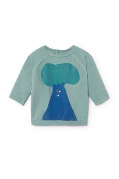 Bobo Choses Tree Long Sleeve Sweatshirt
