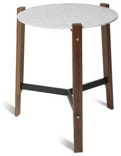 Blu Dot Free Range Side Table - Modern - Side Tables And Accent Tables - Blu Dot