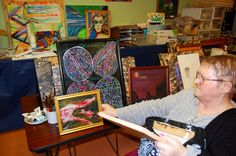 Friends in Action hold fourth art exhibit