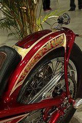 IMG_8113 (Janta9G1340) Tags: show new old school summer japan vintage cool chopper harley motorcycle l 5d yokohama custom davidson 2010 bobber brekaer
