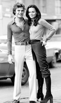 Here's What It Girls Wore in the 1970s via @WhoWhatWear