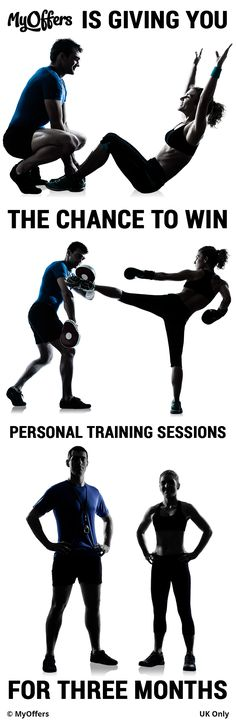 Win personal training sessions for three months. UK Only training Gig Tickets, Shopping Vouchers, Season Ticket, Keep Fit, Personal Trainer, Trainers, Competition, Health Fitness, Exercise