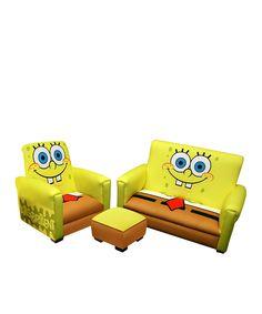 spongebob seating