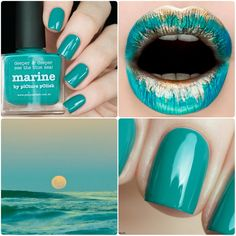 "Picture Polish ""Marine"""