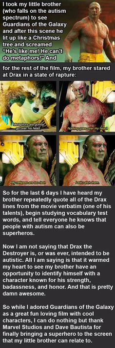 Why Guardians Of The Galaxy Rocks