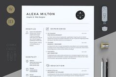 2 Pages Resume - Resumes