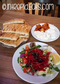 Aksular Turkish Restaurant, Salad & Mezze. #intrepideats
