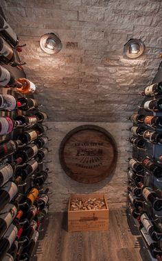 DIY Wine Cellar – The Mellionaire House