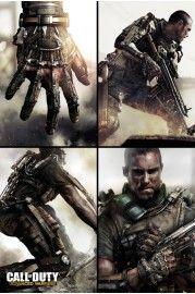 Call Of Duty Advanced Warfare - Grid
