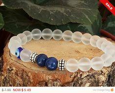 Hey, I found this really awesome Etsy listing at https://www.etsy.com/listing/269422285/evil-eye-bracelet-meditation-bracelet