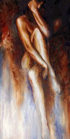 Antoine de Villiers, 1977 ~ South African painter