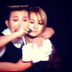 """GD et Cl ~ pour """"The Leaders"""" @ Concert """"One of a Kind World Tour"""" de G-Dragon à Singapour – Jour 2 !"""