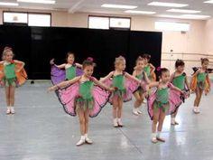 Butterfly Dance - YouTube