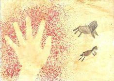 Histoire des Arts : la préhistoire. Des idées de lecture, et de productions visuelles et plastiques avec la peinture aux épices !
