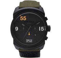 Diesel Watch Diesel Watch, No Time For Me, Casio Watch, Watches For Men, Men's Watches, Jewelry Watches, 55th Birthday, Smart Watch, Sweet Stuff
