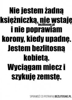 Life Slogans, Polish Memes, Quotes That Describe Me, Happy Photos, Some Quotes, Humor, Motto, Quotations, Wisdom