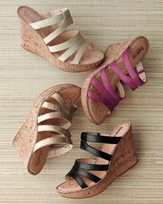 Love these Born sandals:)