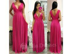 d2bf3e59c669 Cyklaménové spoločenské šaty s plisovanou sukňou - Mia Dresses