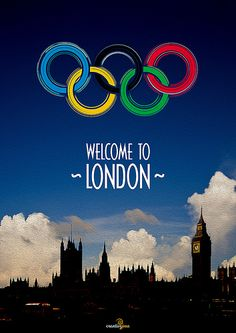 Welcome to the London Olympics 2012.