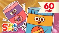 Kindergarten Songs, Preschool Songs, Silly Songs, Kids Songs, Simple App, Super Simple, Vowel Song, Rhymes Video, Welcome To School