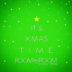 IT'S CHRISTMAS TIME  have a good time see you soon