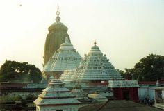 The Jagannath Temple  Dedicated to  Jagannath (Vishnu)