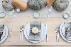 Thanksgiving Table Ideas - Coordinately Yours, by Julie Blanner