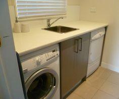 Cabinet for Washing Machine