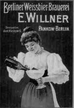 Berliner Weissbier-Brauerei,Berlinerstrasse 80,Berlin-Pankow