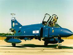 RAF Phantom Us Military Aircraft, Military Jets, Ww2 Aircraft, Fighter Aircraft, Air Fighter, Fighter Jets, Uk Arms, War Jet, F4 Phantom
