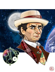 The Seventh Doctor by ChadODellRoberts
