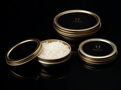 Blanc Caviar on Packaging of the World - Creative Package Design Gallery