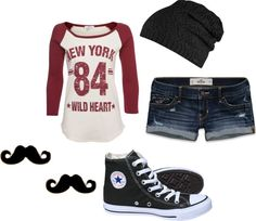 """Tumblr Teen Outfits"" by laurenmusicx3 ❤ liked on Polyvore"