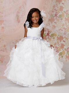 JORDAN Flower Girl Dress L282