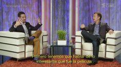 Un cafecito con Greg Kinnear de la película ' 'Heaven is For Real' (VIDEO)