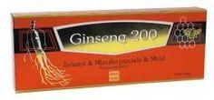 GINSENG 200 oral fluid 10ml x 10 vials