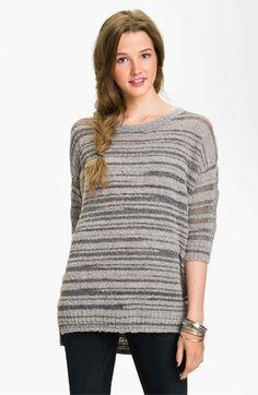 burnout sweater